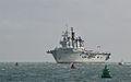HMS Illustrious preparing to enter Portsmouth BB.jpg