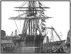 Image illustrative de l'article HMS Resolute (1850)