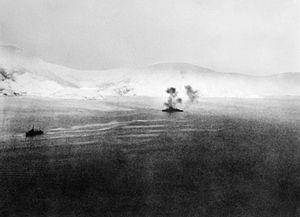 HMS Warspite, Norway 1940