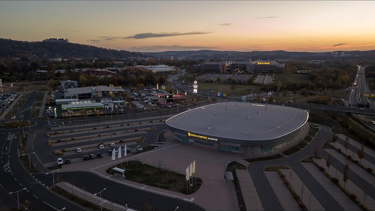 Fußbodenbelag Coburg ~ Huk coburg arena u2013 wikipedia