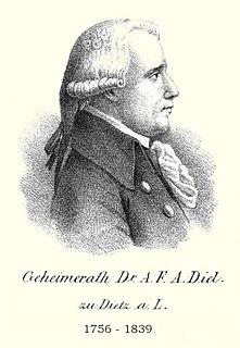 Adrian Diel German physician