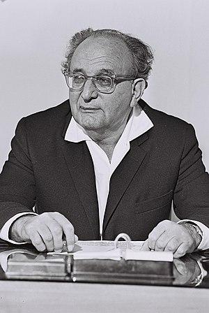 Haim Gvati - Image: Haim Gvati 1964