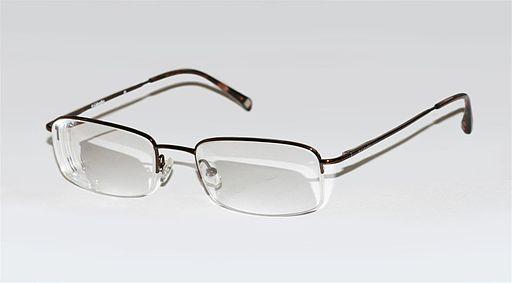 Half rim glasses