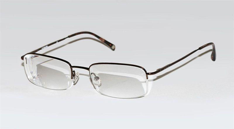 Soubor:Half rim glasses.JPG