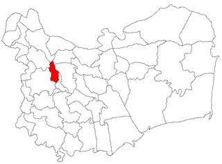 Hamcearca Commune in Tulcea, Romania