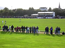 Hamilton Park, Girvan. Football ground - geograph.org.uk - 52253.jpg