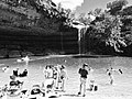 Hamilton Pool Waterfall - near Austin, Texas (27817426192).jpg