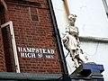 Hampstead damsel - geograph.org.uk - 468781.jpg