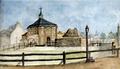 Hanau Neustadt - Frankfurter Tor (1809) - Aquarellzeichnung.png