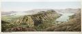Handkolorerat fotografi från Kotor - Hallwylska museet - 104202.tif