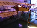 Hangar 1, Museo del Aire, Madrid, España, 2016 10.jpg