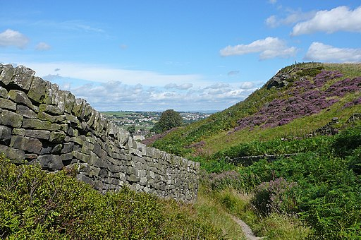 Hardgate Lane, Cullingworth Moor (4951511495)