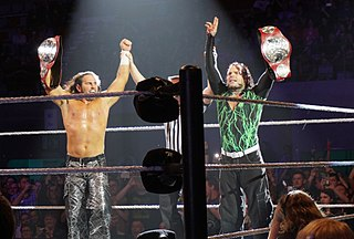 The Hardy Boyz Professional wrestling tag team