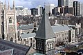 Hart House viewed from UC Tower, University of Toronto, 1987 - panoramio.jpg