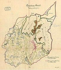 Hasel Karte 1904.jpg