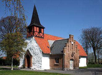 Hasle, Bornholm - Hasle Church