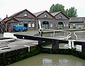 Hatton Yard Depot and Lock No 42, Warwickshire - geograph.org.uk - 1709548.jpg