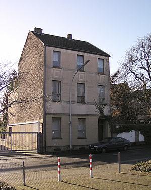 Gregor Schneider - The Haus ur at the Unterheydener Straße in Mönchengladbach-Rheydt