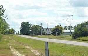 Hawarden, Saskatchewan - Railway Avenue