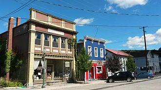 Hawley, Pennsylvania -  Photo by Karen Rice