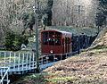 Heidelberg - Bergbahn bei Königstuhl.JPG