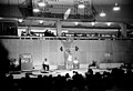 Helsingin olympiakisat 1952, Messuhalli (=Töölön kisahalli), painonnostokilpailu - N157781 - hkm.HKMS000005-km0000m5ui.jpg