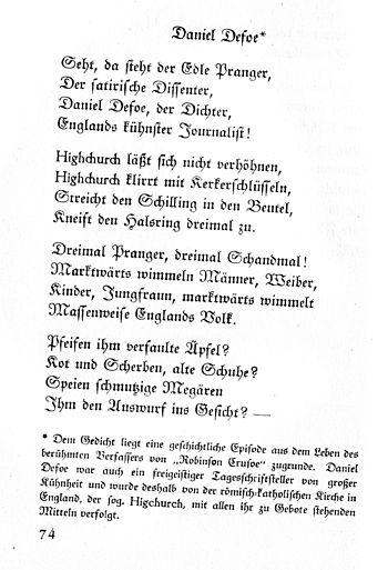 Henckell - Daniel Defoe1