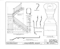 Henry Crocheron House, 1502 Wilson Street, Bastrop, Bastrop County, TX HABS TEX,11-BAST,3- (sheet 8 of 8).png