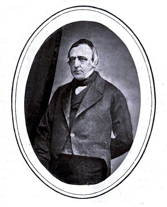 Henry Doubleday (entomologist) - Photograph taken around 1857