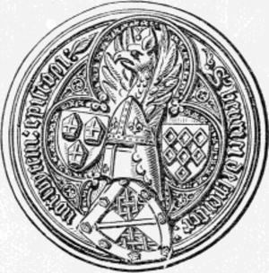 Spencer (surname) - Secretum of Henry le Despenser, Bishop of Norwich
