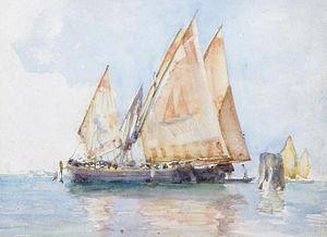 Henry Scott Tuke - Venetian Sails.jpg