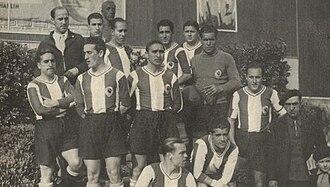 Hércules CF - Hércules CF squad in 1936.