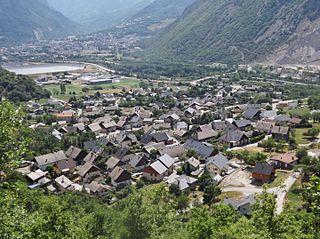 La Tour-en-Maurienne Commune in Auvergne-Rhône-Alpes, France
