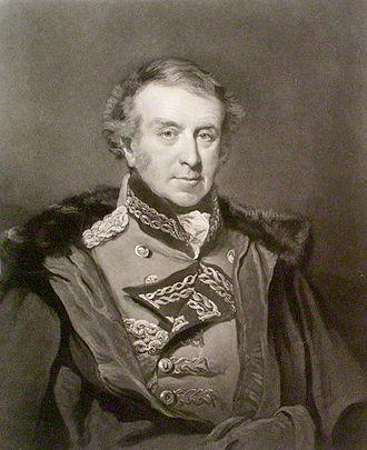 Hew Whitefoord Dalrymple - Sir Hew Dalrymple, 1st Baronet, by John Jackson, 1831