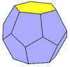 Hexagonal truncated trapezohedron