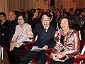 Hideaki Kumazawa and Livia Klausova 20051129.jpg