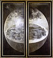 Hieronymus Bosch - Triptych of Garden of Earthly Delights (outer wings) - WGA2506.jpg
