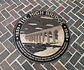 High Bridge re-opening first weekend - plaque The High Bridge.jpg