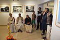 Himadri Sekhar Dutta Addressing - Inaugural Function - Joy Mukhopadhyay Solo Exhibition - Kolkata 2014-12-12 1109.JPG