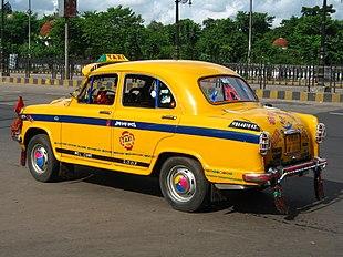 машина амбассадор фото