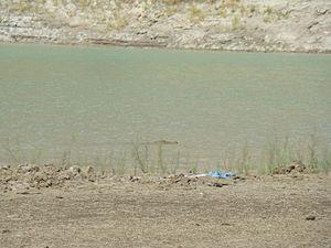 Hingol River - Image: Hingol river