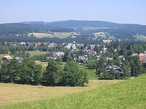 Hinterzarten - Hinterzarten in 2005