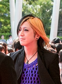 Hisashi at the MTV VMAJ 2014.jpg
