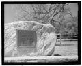 Historic Marker - J A Ranch Headquarters, Paloduro, Armstrong County, TX HABS tx-3530-1.tif