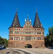 Puerta de la ciudad wikipedia la enciclopedia libre for Puerta jakober augsburgo