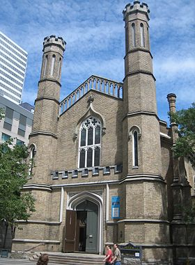 Image illustrative de l'article Église de la Sainte-Trinité (Toronto)