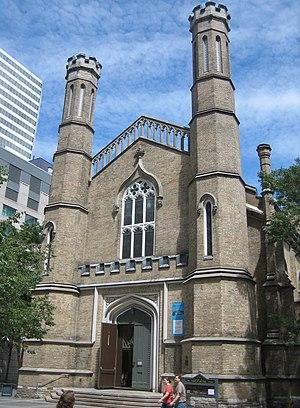 Church of the Holy Trinity (Toronto) - The Church of the Holy Trinity