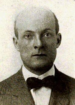 Homer Croy - Croy in 1919