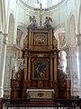 Houdan (78), église Saint-Jacques et Saint-Christophe, chœur, retable du maître-autel 1.jpg