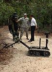 How EOD technicians use robots 130814-N-DA827-040.jpg